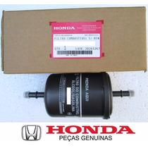 Filtro Combustível Original Honda Civic 07-11 Fit 03-08 Flex