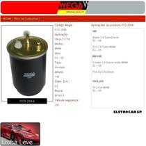 Filtro De Combustível - Xterra 2.8 Tdi 03 A 05