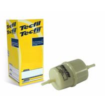 Filtro De Combustível Ford Escort 1.8 Tecfil Original