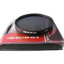 Filtro Cpl Polarizador 67mm Greika P Nikon Canon Sony Pentax