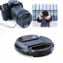 Tampa Frontal Lente Canon Lens Cap Lc58 58mm
