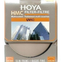 Filtro Uv Hmc Hoya Original 58mm Para Lente Canon Nikon Sony