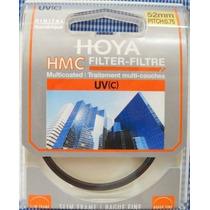 Filtro Uv Hmc Hoya Original 52mm Para Lentes