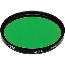 Filtro Verde X1 Hoya 58mm
