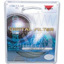 Filtro Cpl Kenko 67mm Polarizador Circular 67 Mm