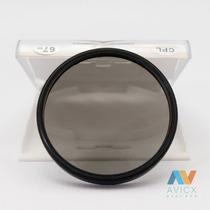 Filtro Polarizador 67 Mm Forfell Cpl - Pronta Entrega