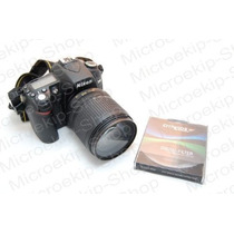 Lente Filtro Uv Nikon 67mm D90 E Compatíveis 18-105 18-135mm