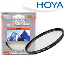 Filtro Uv Hmc Hoya Original 52mm Para Lente Canon Nikon Sony