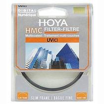 Filtro Uv Hoya Hmc Original 52mm Para Lente Nikon Canon Sony