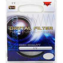 Filtro Uv Kenko 67mm Digital Filtrer Original Tokina Lacrado