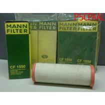 Filtro Ar Seg Mann Cf1550 Mb Bus, Eurocargo Tector,1620 B7r