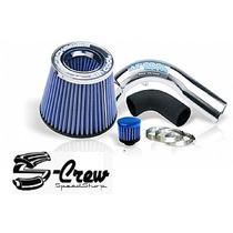 Kit Air Cool Race Chrome Rc211 Fox Gol Saveiro 1.6 G5 Brinde