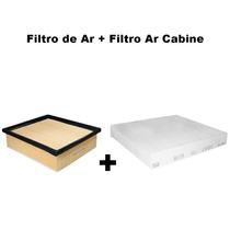 Filtro Ar + Filtro Ar Cabine Punto 1.4 T-jet Após 2009