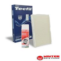 Kit Filtro Ar Condicionado + Limpa Ar Corsa 94/.. Pick-up