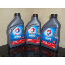 3 Litros Oleo Total 15w50, Semi Sintetico, Citroen,peugeot