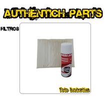 Kit Filtro Ar Condicionado + Higienizador Fiesta 1.3 97 A 98