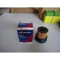 Filtro Oleo Captiva 2.4 Malibu 2.4 Original Acdelco Pf458g