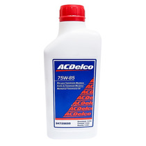 Oleo Câmbio Transmissão 75w85 Sintético Acdelco Original Gm$