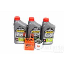 Kit Oleo Havoline 5w30 Sintetico Picanto 1.0 1.1 Gasolina