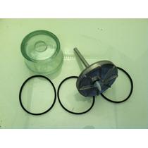 Conjunto Cabeçote + Base + Copo + Aneis Vedação Filtro Cav