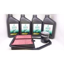 Troca Filtros Honda Civic 1.7 + Óleo 10w30 Mineral Api Sn