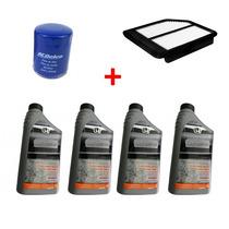 Kit Troca De Óleo Honda Civic, Fit, City Honda 10w30+filtros