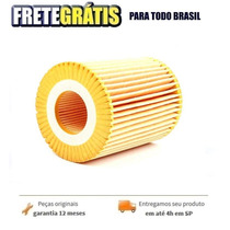 Filtro De Oleo Do Motor Mercedes Gl500 V8 2007-2011 Original