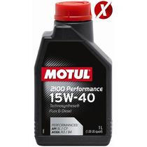 Óleo Motul 2100 Performance 15w40 Semi-sintético 1 Litro