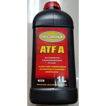 Óleo Atf 1l Para Direção Hidráulica E Transmissão Automática