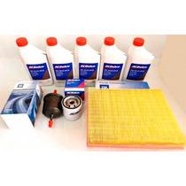 Kit Troca Oleo Gm Acdelco 5w30 Sm Semi-sintetico + Filtros #