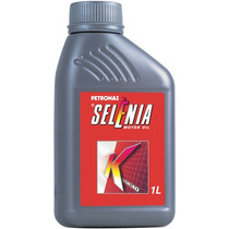 Óleo Lubrificante Sintético Selènia K Sae 15w40 - 1 Litro