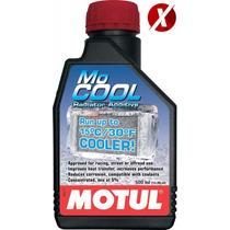 Aditivo Radiador Motul Mocool Reduz Até 15ºc A Temperatura