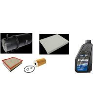 Kit Revisao Amarok 8lts Elaion 5w30 F70e + 04 Filtros