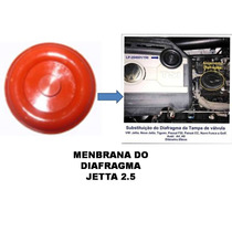 Membrana Diafragma Anti-chama Tampa Válvulas Jetta