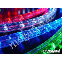 Mangueira Luminosa De Leds - Metro + Cabo - Natal