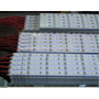 Barra Aluminio 5730 72 Leds 12v-18w Branco Frio Regua Fita