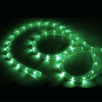Mangueira Luminosa Led Alto Brilho 110v Verde