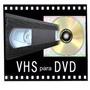 Fitas De Video Vhs E Mini Dv Para Dvd