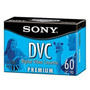Fita Mini Dv Sony Premium Original Dvm60prrj - 5 Unidades