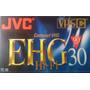 Fita Compact Vhsc 30 - Ehg Hi Fi - Jvc (virgem, Selada)