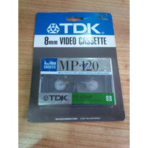 Fita Tdk 8mm Mp120
