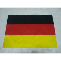 Bandeira Alemanha 30x19cm Festas Decoração Fantasia Jogos