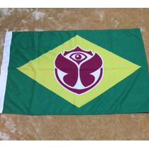 Bandeira Tomorrowland Brasil - Pronta Entrega