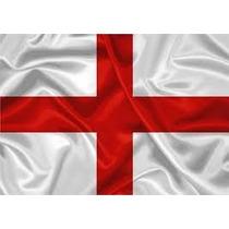 Bandeira Inglaterra 1,5mx90cm Festas Decoração