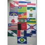 Bandeirolas Estados Brasileiros - 19 Und - Antigas