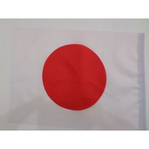 Bandeira Japão 30x19cm Festas Decoração Jogos Fantasia
