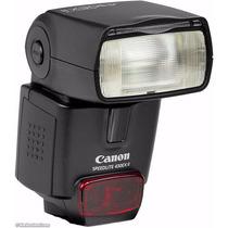 Flash Canon Speedlite 430ex Ii Original Garantia Pr Entrega