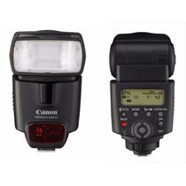 Flash Canon 430ex Ii Speedlite Original Eos 5d Mark Rebel T3