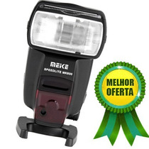 Flash Speedlite Canon Meike Mk600 Yn-568ex 580ex Ii 600ex-rt