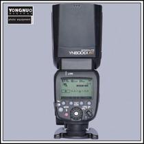 Flash Yn-600ex Rt Yn 600exrt Ttl Hss Speedlite Canon Yongnuo
